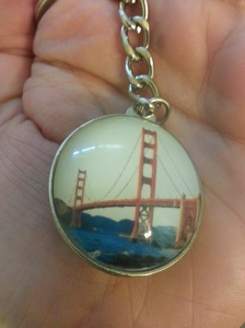 golden-gate -bridge-keychain